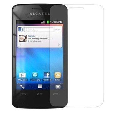 Alcatel One Touch T'Pop Näytönsuoja Kirkas