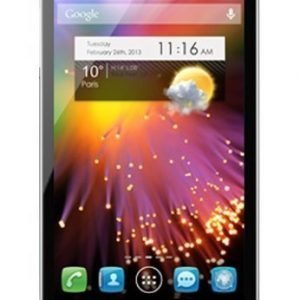 Alcatel OneTouch Star Silver