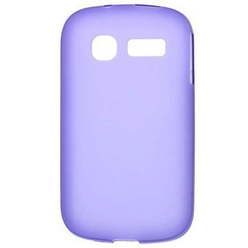 Alcatel Pop C1 TPU Kotelo Violetti