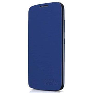 Alcatel Pop S9 Läppäkotelo FC7050 Sininen