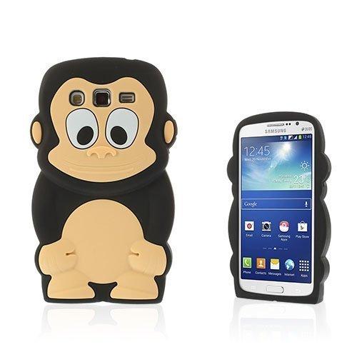 Alex Musta Samsung Galaxy Grand 2 Suojakuori