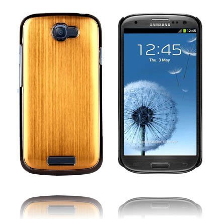 Alloy M1 Kulta Samsung Galaxy S3 Suojakuori