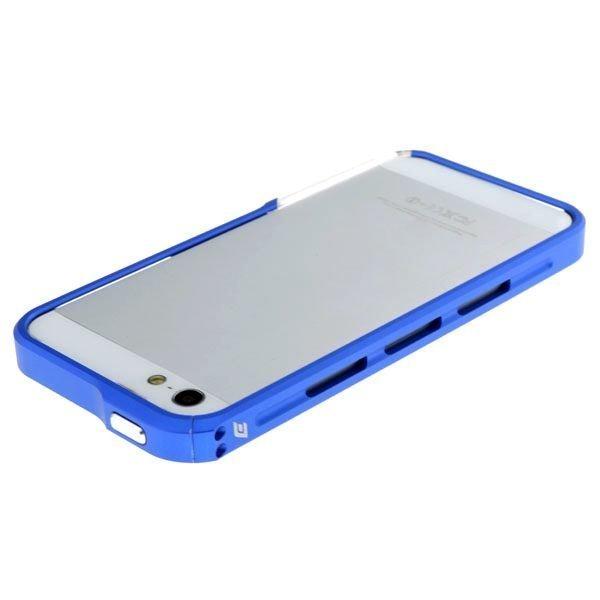 Alloy M1 Sininen Iphone 5 Alumiininen Suojakehys
