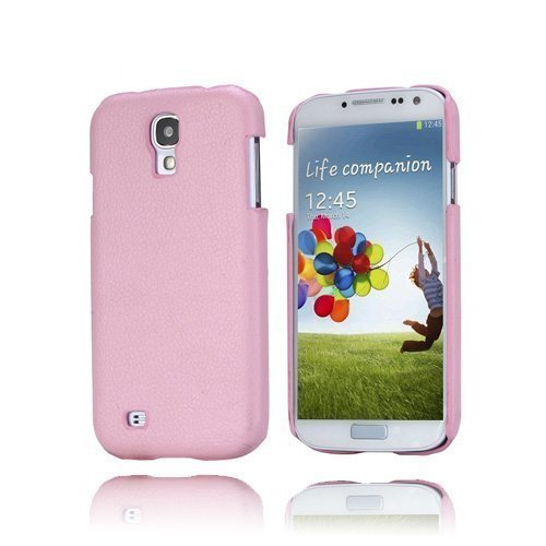 Alpha Pinkki Samsung Galaxy S4 Suojakuori