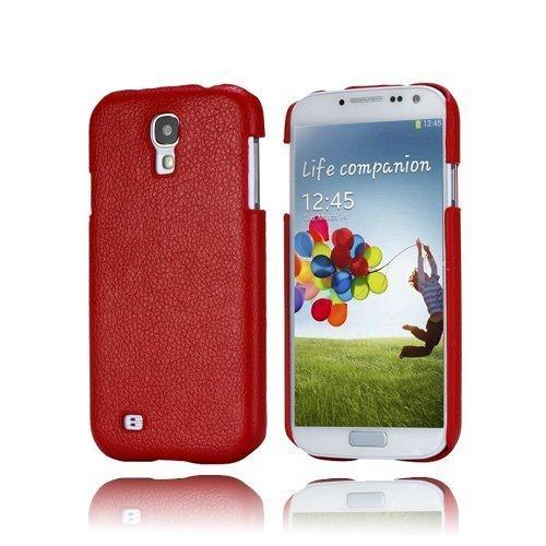 Alpha Punainen Samsung Galaxy S4 Suojakuori