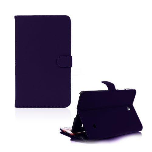 Alpha Purppura Samsung Galaxy Tab 4 8.0 Nahkakotelo