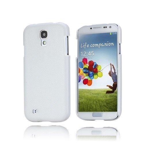 Alpha Valkoinen Samsung Galaxy S4 Suojakuori