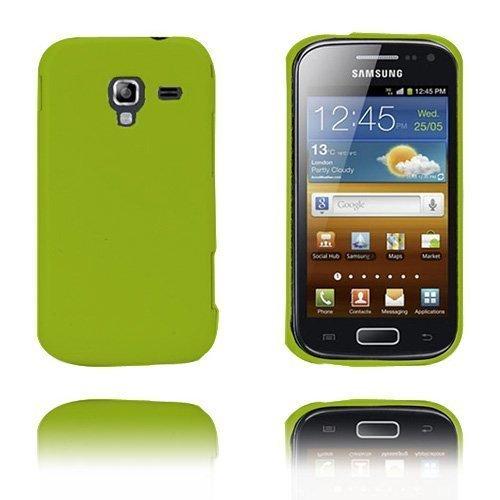 Alpha Vihreä Samsung Galaxy Ace 2 Suojakuori