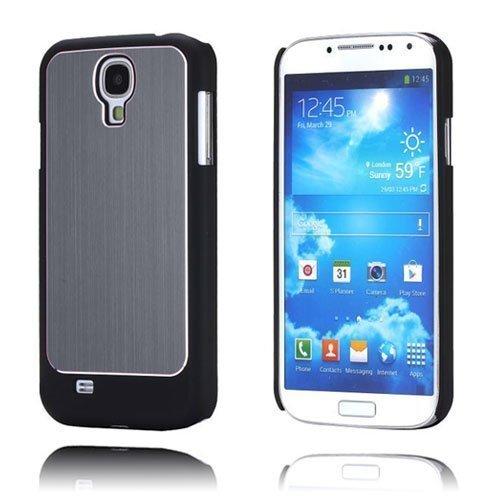 Alu-Back Harmaa Samsung Galaxy S4 Suojakotelo