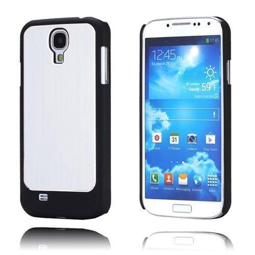 Alu-Back Hopea Samsung Galaxy S4 Suojakotelo