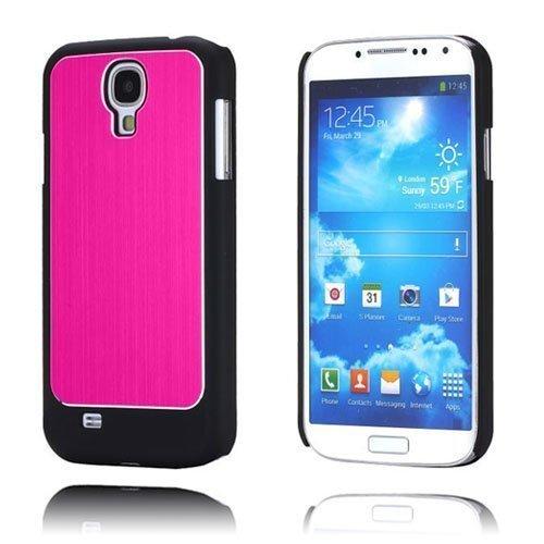 Alu-Back Pinkki Samsung Galaxy S4 Suojakuori