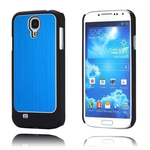 Alu-Back Sininen Samsung Galaxy S4 Suojakotelo
