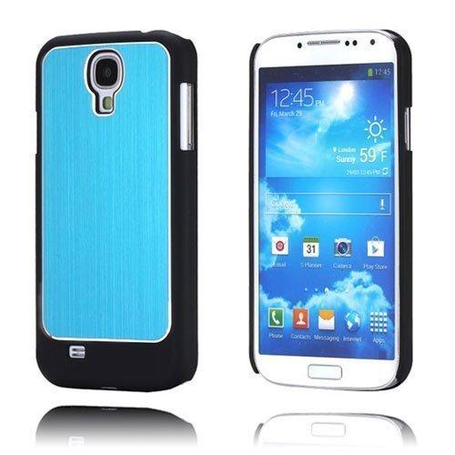 Alu-Back Vaaleansininen Samsung Galaxy S4 Suojakotelo