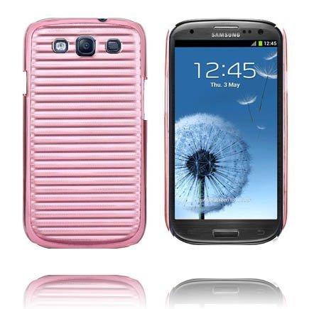 Alu Back Ver. Ii Vaaleanpunainen Samsung Galaxy S3 Suojakuori
