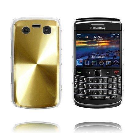 Alu Blade Kulta Blackberry Bold 9700 / 9020 Suojakuori