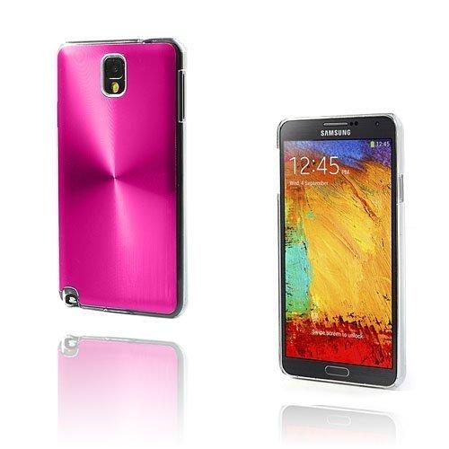 Alu Blade Kuuma Pinkki Samsung Galaxy Note 3 Suojakuori