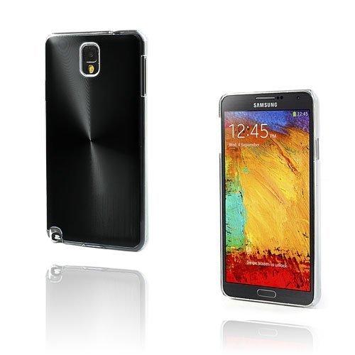 Alu Blade Musta Samsung Galaxy Note 3 Suojakuori