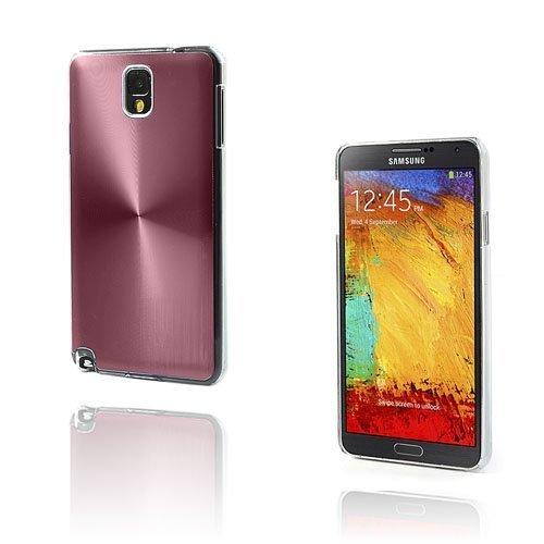 Alu Blade Pinkki Samsung Galaxy Note 3 Suojakuori