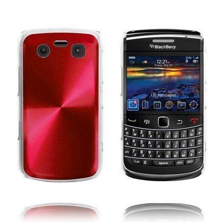 Alu Blade Punainen Blackberry Bold 9700 / 9020 Suojakuori