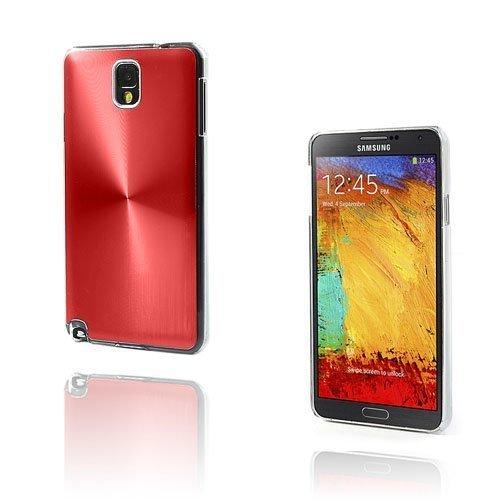 Alu Blade Punainen Samsung Galaxy Note 3 Suojakuori