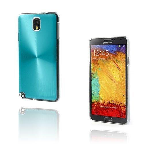 Alu Blade Vaaleansininen Samsung Galaxy Note 3 Suojakuori