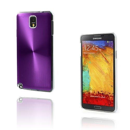 Alu Blade Violetti Samsung Galaxy Note 3 Suojakuori