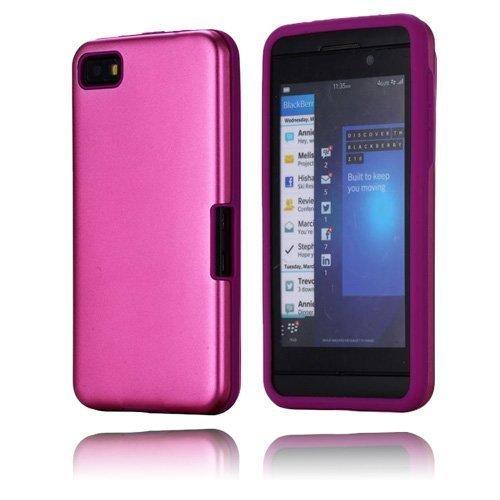 Alu Guard Pinkki Blackberry Z10 Suojakuori