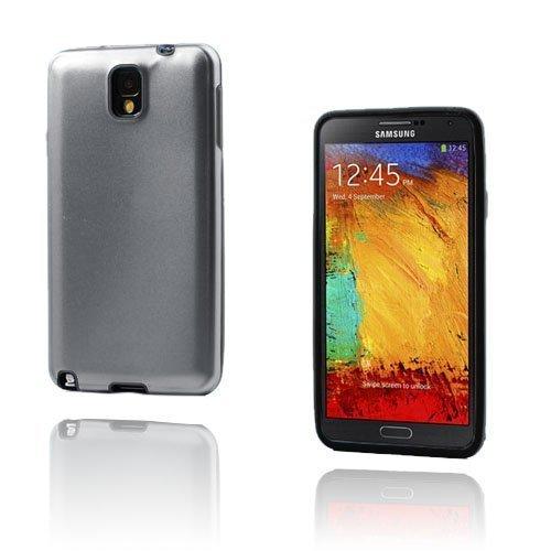 Alu Guard Samsung Galaxy Note 3 Alumiinikuori Harmaa