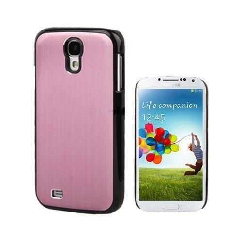 Alu Shield Pinkki Samsung Galaxy S4 Suojakuori