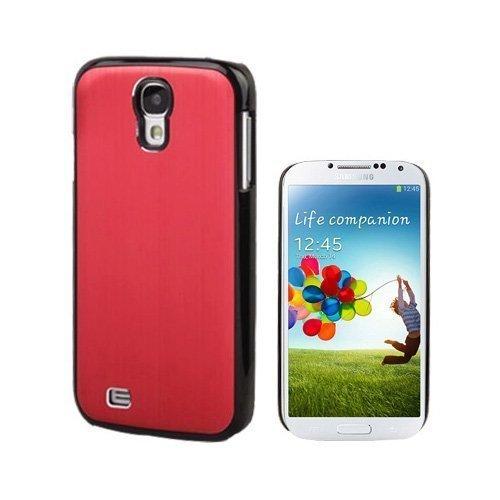 Alu Shield Punainen Samsung Galaxy S4 Suojakuori