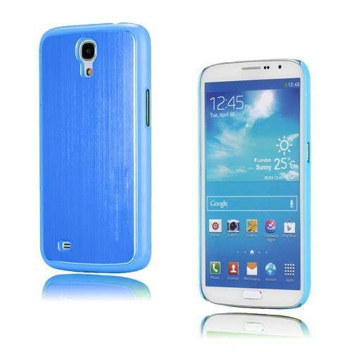 Alu Shield Sininen Samsung Galaxy Mega 6.3 Suojakuori