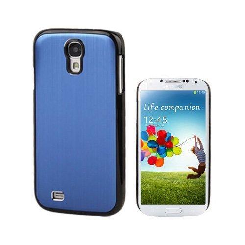 Alu Shield Sininen Samsung Galaxy S4 Suojakuori