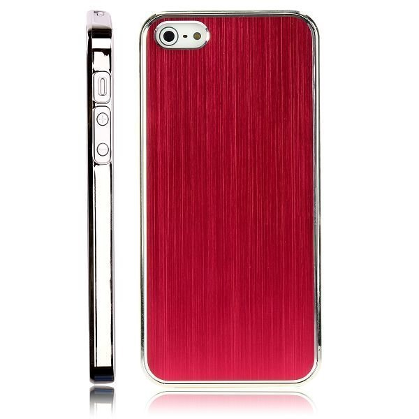 Alu Shield Ver. Ii Punainen Iphone 5 Suojakuori