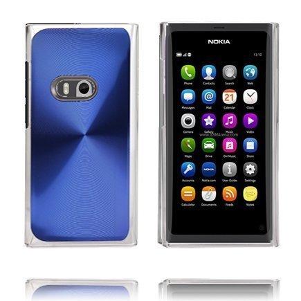 Alumiini Suojus Sininen Nokia N9 Suojakuori