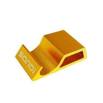 Alumiininen Älypuhelin Standi Kulta