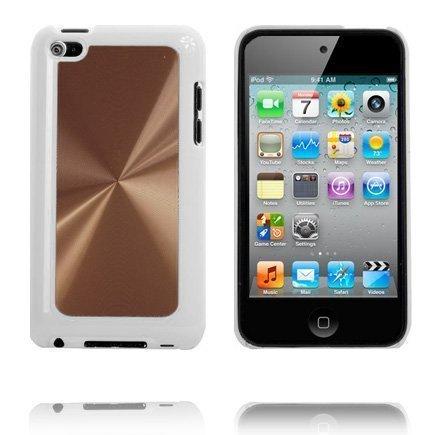 Alumiininen Glare Ruskea Ipod Touch 4 Suojakuori