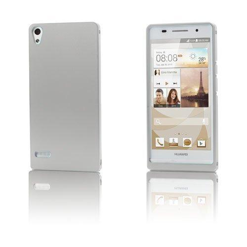 Alux Hopea Huawei Ascend P6 Alumiininen Suojakuori