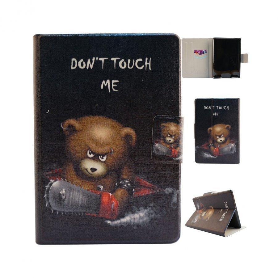 Amazon Kindle Paperwhite Nahkakotelo Korttiaskuilla Älä Koske Minuun