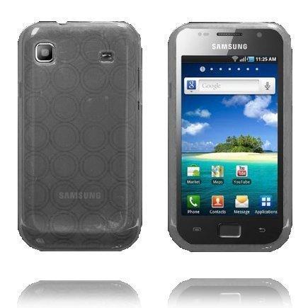 Amazona Harmaa Samsung Galaxy Sl Silikonikuori