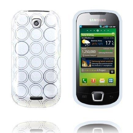 Amazona Kirkas Samsung Galaxy 3 Silikonikuori