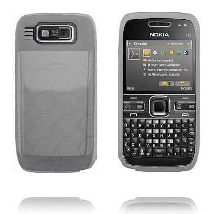 Amazona Läpikuultava Nokia E72 Silikonikuori