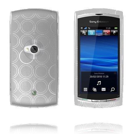 Amazona Läpikuultava Sony Ericsson Vivaz Silikonikuori