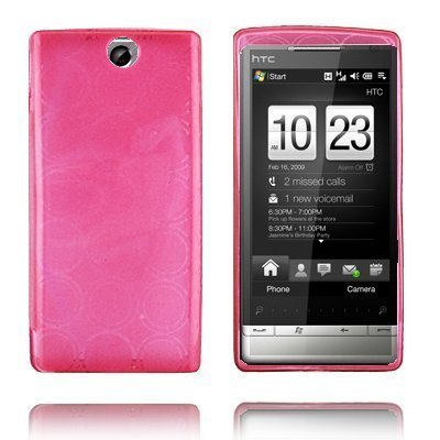 Amazona Pinkki Htc Touch Diamond 2 Suojakuori