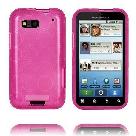 Amazona Pinkki Motorola Defy Suojakuori