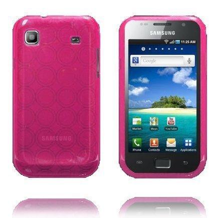 Amazona Pinkki Samsung Galaxy Sl Suojakuori