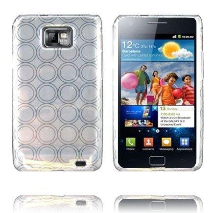 Amazona Valkoinen Samsung Galaxy S2 Silikonikuori