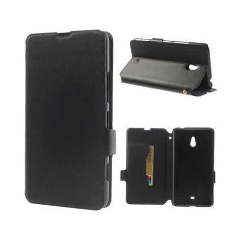 Ambassador Musta Nokia Lumia 1320 Kotelo Aidosta Nahasta