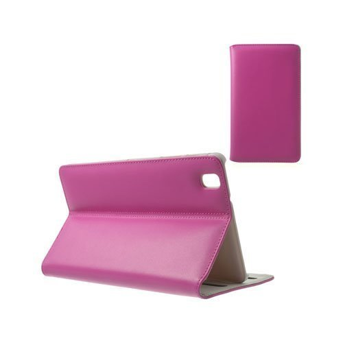Ambassador Pinkki Samsung Galaxy Tabpro 8.4 Aito Nahkakotelo