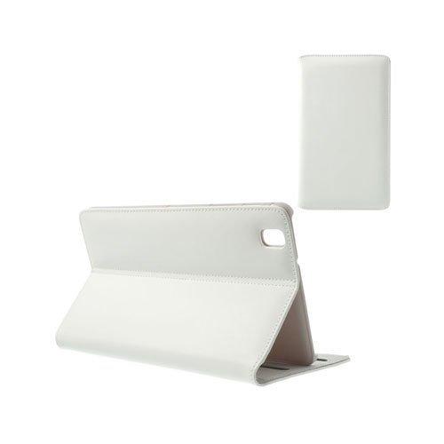 Ambassador Valkoinen Samsung Galaxy Tabpro 8.4 Aito Nahkakotelo