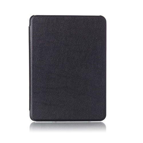 Amdrup Amazon Kindle Voyage Nahkakotelo Läpällä Musta
